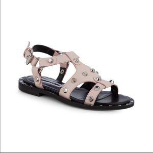 NWOT McQ sandals